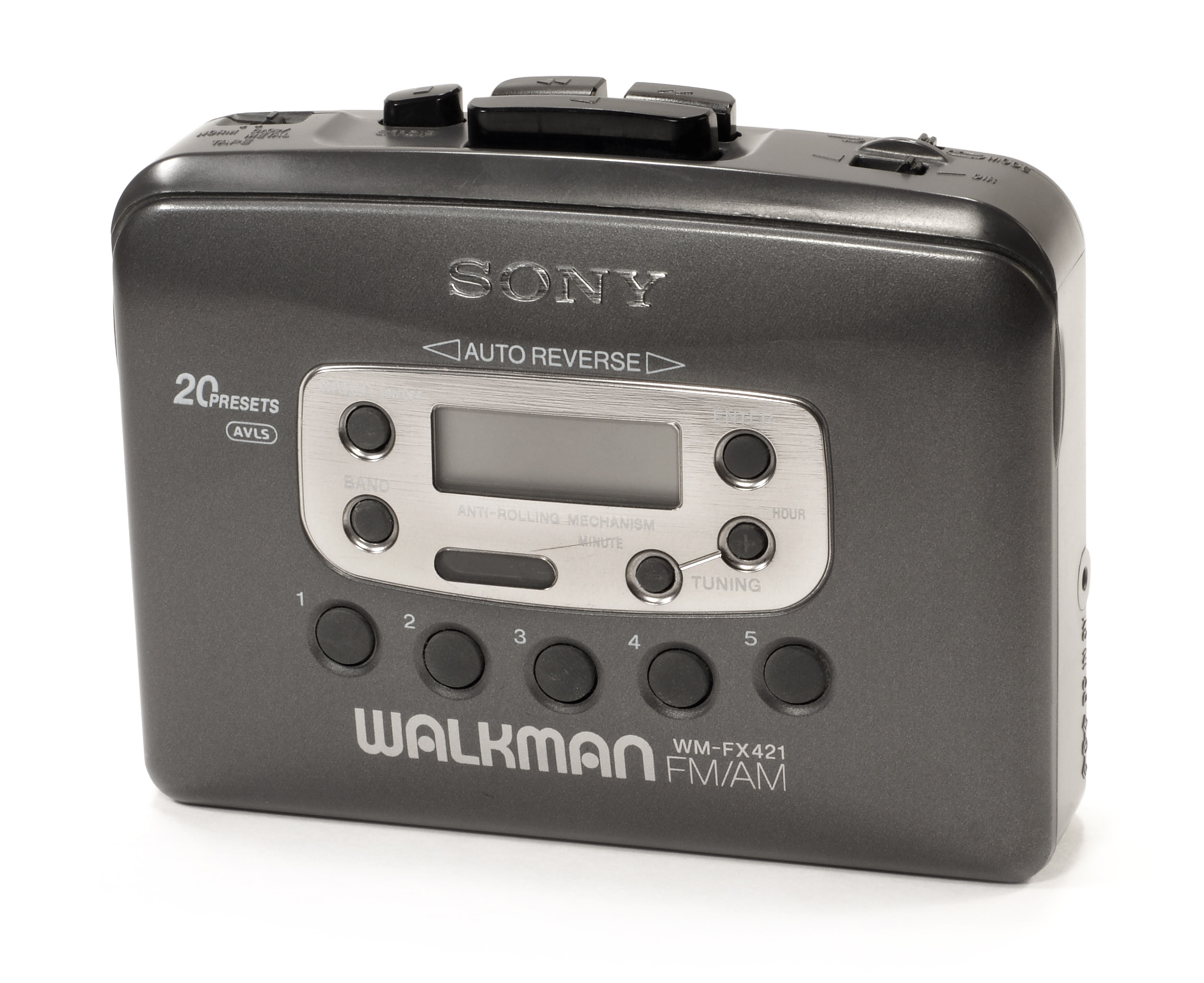 Transcription and Walkman