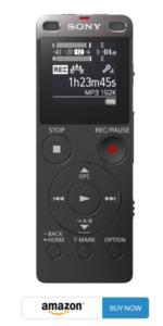 Best digital voice recorder
