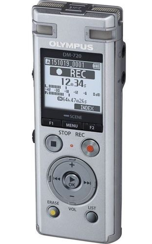 Best Accessible Olympus Voice Recorder: Olympus DM-720