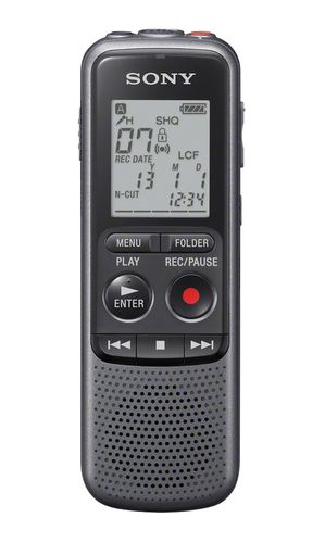 Best Digital Voice Recorder for Dictation - Sony px240