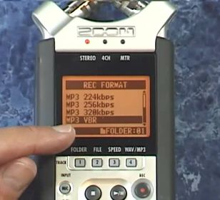 Best Digital Voice Recorder for Journalists: Zoom H4N