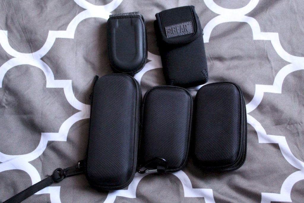 Tested Carrying Cases