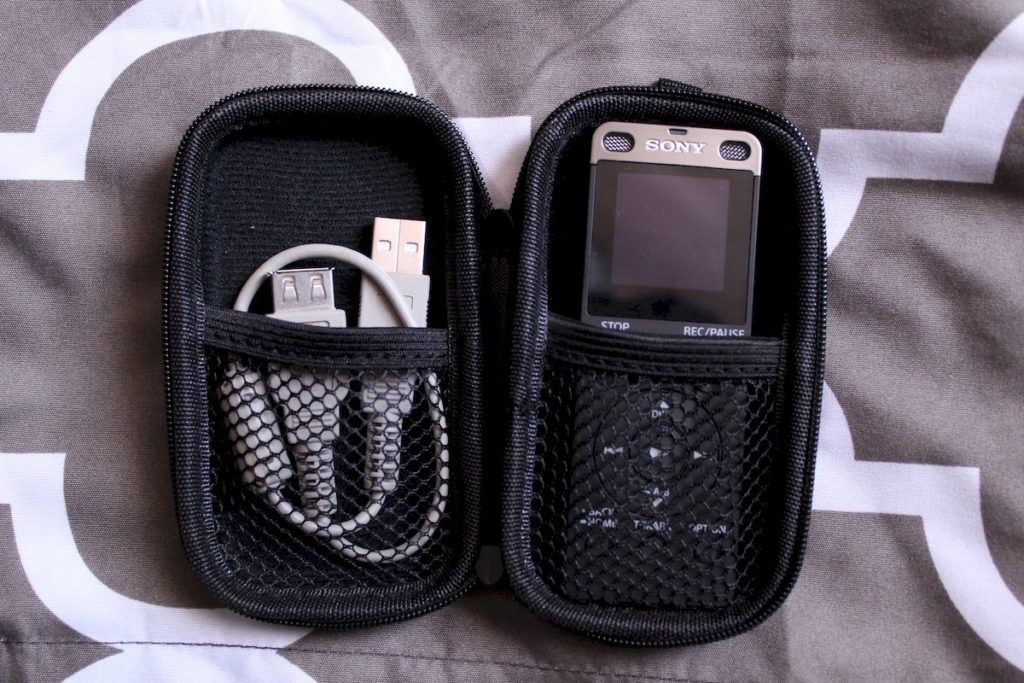 icd-ux560 carrying case
