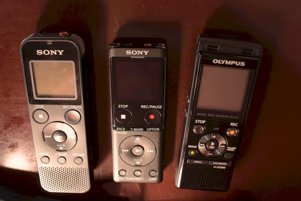 Best voice recorders for lectures